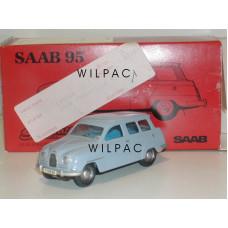 SAAB 95 lichtblauw Somerville 123