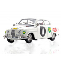SAAB 96 1962 East African Safari Rally Trofeu