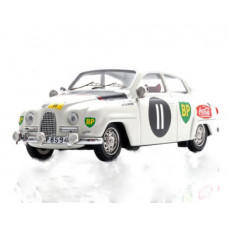 SAAB 96 1962 East African Safari Rally Trofeu