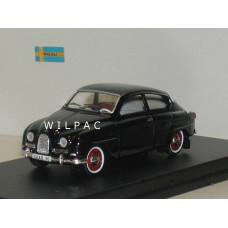 SAAB 96 1960 zwart NC001 Trofeu