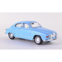 SAAB 96 1970 lichtblauw Whitebox