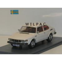 SAAB 99 Combi Coupe 1975 wit NEO 1:43