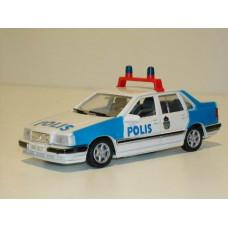 Volvo 850 GLT 1992 POLIS, Zweedse politie AHC 1:43