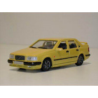 Volvo 850 T5 1994 vanille geel o.b.v. AHC 1:43