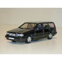 Volvo 850 Estate 1995 antraciet met. AHC 1:43