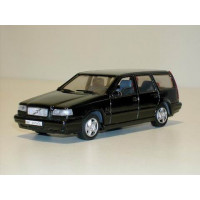 Volvo 850 Estate 1995 zwart AHC 1:43