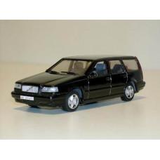 Volvo 850 Estate 1995 zwart AHC 1:43