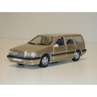 Volvo 850 Estate 1995 champagne metallic AHC 1:43