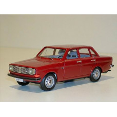 Volvo 144 1970 rood André 1:43 Andre