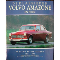 Boek: Volvo Amazon en P1800 / Nederlandstalig