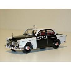 Volvo Amazon 1957 4-dr. Polis / Zweedse politie 1:43 André