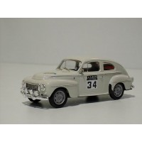 Volvo PV544 1965 Swedish Rally / Trana André 1:43
