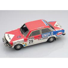 Volvo 142 1973 1000 meren Rally Toivonen Arena 1:43