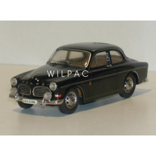 Volvo Amazon 1967 123GT zwart Somerville #136 1:43