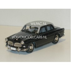 Volvo Amazon 1957 4-dr. blauw/grijs Rob Eddie RE09w 1:43