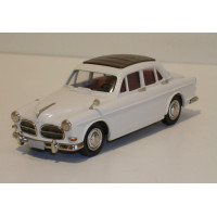 Volvo Amazon 1957 4-dr. Webasto dak wit Rob Eddie RE09A 1:43