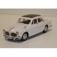 Volvo Amazon 1957 4-dr. Webasto dak wit Rob Eddie RE09A 1:43