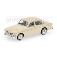 Volvo Amazon 1959 4-drs parelwit Minichamps 1:43