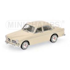 Volvo Amazon 1959 4 deurs parelwit Minichamps 1:43