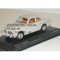Volvo Amazon 1966 2-dr. beige geel Minichamps 1:43