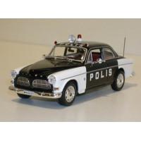 Volvo Amazon 1969 Polis Zweedse politie Minichamps 1:43
