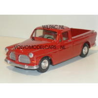 Volvo Amazon Pickup blauw Bumper 1:22,5