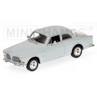 Volvo Amazon 1966 2-dr. ijsblauw Minichamps 1:43