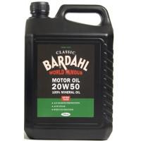 Bardahl 5 liter motorolie 20W50 multigrade olie