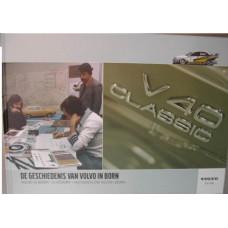 Boek: Geschiedenis van Volvo in Born