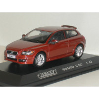 Volvo C30 2006 roodbruin metallic 1:43 Welly