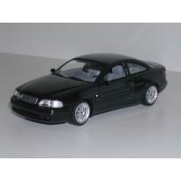 Volvo C70 coupé 1998 zwart Minichamps 1:43