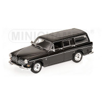 Volvo Amazon Combi zwart Minichamps 1:43