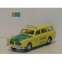 Volvo Amazon Combi Färdhjälp / Zweedse Wegenwacht André 1:43