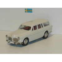 Volvo Amazon Combi wit 1963 Rob Eddie RE10XB 1:43