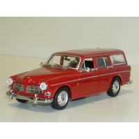 Volvo Amazon Combi rood Minichamps 1:43