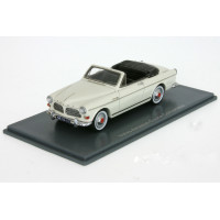 Volvo Amazon 1963 Coune cabrio wit NEO 1:43