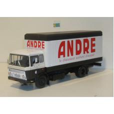DAF 2600 frontstuur bakwagen Andre 1:43 ! Altaya
