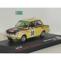 DAF 55 1972 Monte Carlo Rally Laurent & Marché 1:43