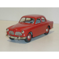 Volvo Amazon 1963 rood Somerville #124 1:43