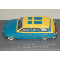 SAAB 95 50 jaar SCN Saab Club NL NEO