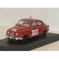 SAAB 96 1962 Monte Carlo Rally Replicar Portugal
