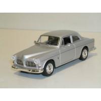 Volvo Amazon 1965 zilvergrijs met. Minichamps 1:43