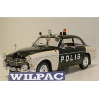 Volvo Amazon 1966 1:18 Polis Revell