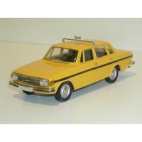 Volvo 144 1973 Taxi Zweden geel Rob Eddie RE02A 1:43