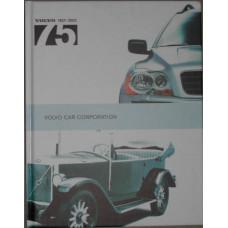 Boek: Volvo 1927-2002 75 jaar ! Franstalig