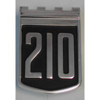 671097 embleem Volvo P210 Duett chnr.68350+
