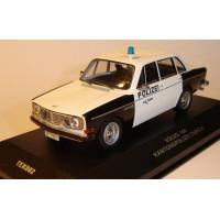 Volvo 144 1970 Polizei politie Zürich IXO 1:43