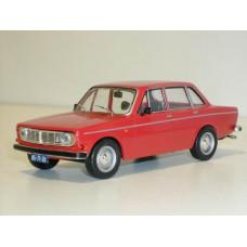 Volvo 144 1971 rood IXO 1:43