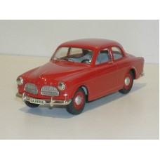 Volvo Amazon 1963 rood Somerville #124 MARGE 1:43