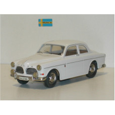 Volvo Amazon 1967 123GT wit Somerville #136 1:43